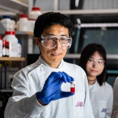Professor Lianzhou Wang Quantum Dots
